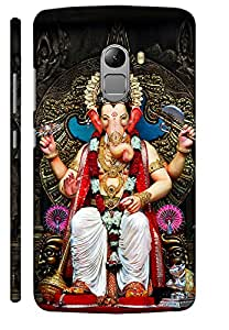 Aatank Premium Printed Mobile Case Back Cover for Lenovo Vibe K4 Note