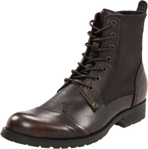 Donald J Pliner Men's Bruce Lace-Up Boot,Expresso,10 M US