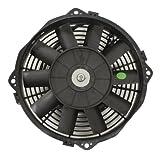CFR Performance 8' High Performance Electric Radiator Cooling Fan - Flat...