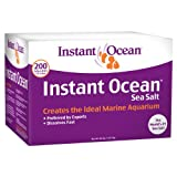Instant Ocean Sea Salt, 200-Gallon