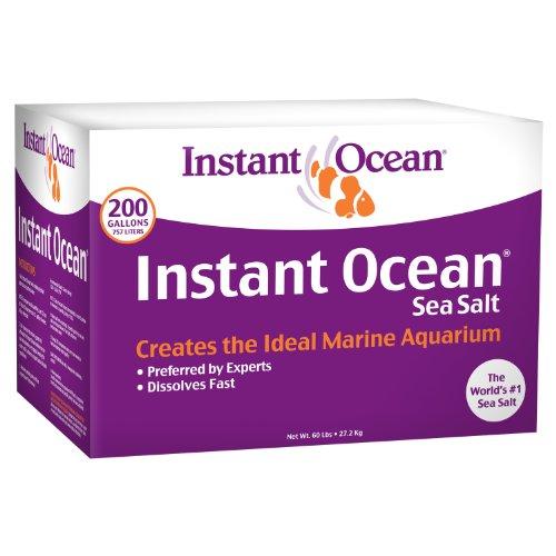 Instant Ocean Sea Salt, 200-Gallon