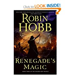 Renegade's Magic (The Soldier Son 3) - Robin Hobb