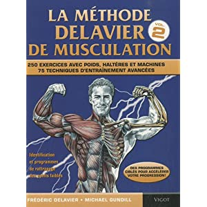 [Multi]  Delavier, Methode Musculation 2