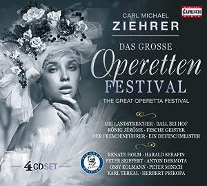 Das große Operettenfestival