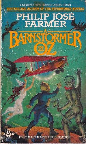 A Barnstormer In Oz PDF