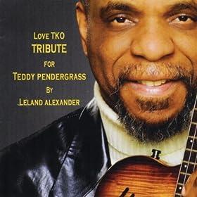 LOVE TKO CHORDS by Teddy Pendergrass