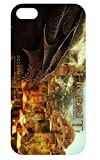 The Hobbit 2013 Fashion Hard back cover skin case for apple iphone 5 5s 5g 5th generation-i5hb1011