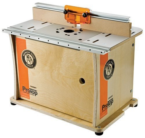 Bench Dog-40 001-ProTop Contractor-Benchtop Router-Table