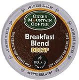 Keurig, Green Mountain Coffee, Breakfast Blend Decaf, K-Cup Packs, 50 Count