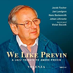 We Like Previn - A Jazz Tribute to Andre Previn