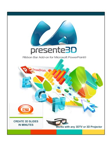 Presente3D V.1 - Turn Your Microsoft Powerpoint Presentations Into 3D [Download]