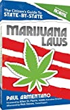 img - for The Citizens' Guide to State By State Marijuana Laws by Paul Armentano (2016-01-12) book / textbook / text book