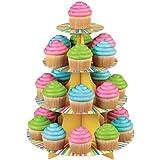 Colorful Cupcake Stand カラフルなカップケーキスタンド♪ハロウィン♪クリスマス♪