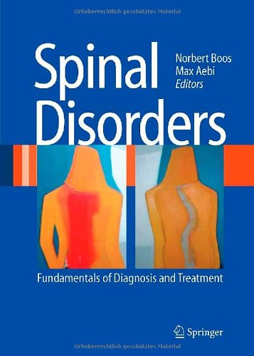 Spinal Disorders: Fundamentals Of Diagnosis And Treatment front-730663