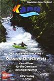 �sterreich/Schweiz: Kanuf�hrer f�r die Gew�sser des Alpenraumes