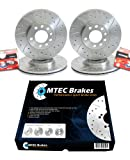 MTEC Brakes BMW X5 E53 4.4i,4.6is,4.8is Sport FR brake discs pads