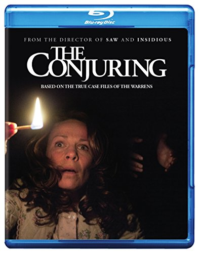 Blu-ray : The Conjuring (Ultraviolet Digital Copy, Dolby, , AC-3)