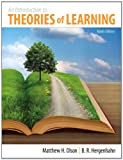 Introduction to the Theories of Learning, An Plus MySearchLab with eText -- Access Card Package (9th Edition)
