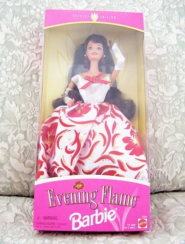 1995 Special Edition Evening Flame Barbie - Buy 1995 Special Edition Evening Flame Barbie - Purchase 1995 Special Edition Evening Flame Barbie (Mattel, Toys & Games,Categories,Dolls,Fashion Dolls)