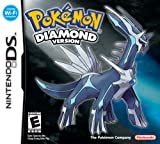 (NDS)POKEMON DIAMOND version(輸入版:北米版)