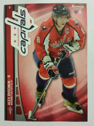 "Washington Capitals Alex Ovechkin Mini Fathead Decal 5""x7"" 2013-14"