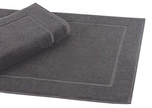 Scendibagno Premium, misura: 50 x 70 cm, colore: grigio antracite