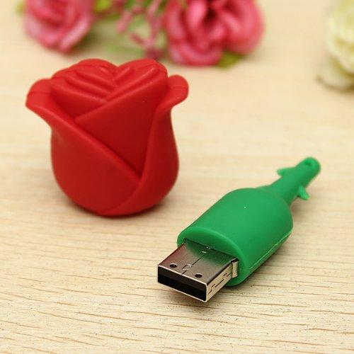 16 G Rose Speicherstick USB 2.0
