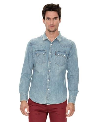 Levi's Camicia Sawtooth [Blue]