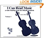 I Can Read Music: A Note Reading Book...