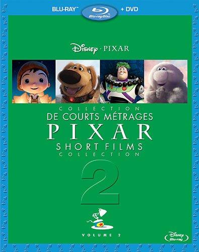 Pixar Short Films Collection Volume 2 [Blu-ray] (Pixar Shorts Volume 2 compare prices)