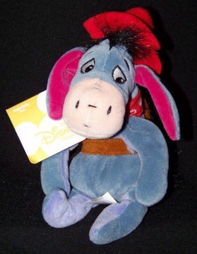 Disney's Cowboy Eeyore Bean Bag by Disney - 1