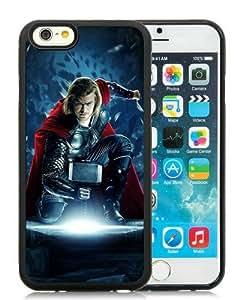 6 4.7 TPU Case,Thor 01 Black iPhone 6 4.7 inch TPU case