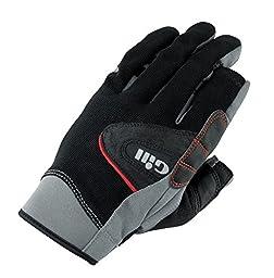 Gill Men\'s L/F Champion Glove Black/Gray M