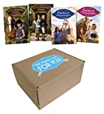 img - for The Perfect Gift for Girls 8-12 Who Love Horses: Take the Reins; Chasing Blue; Maddie's Dream; Blue Ribbon Summer book / textbook / text book