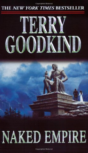 Terry Goodkind: Naked Empire
