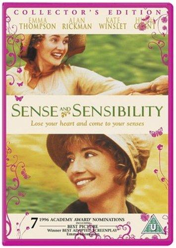 sense-and-sensibility-collectors-edition-import-anglais
