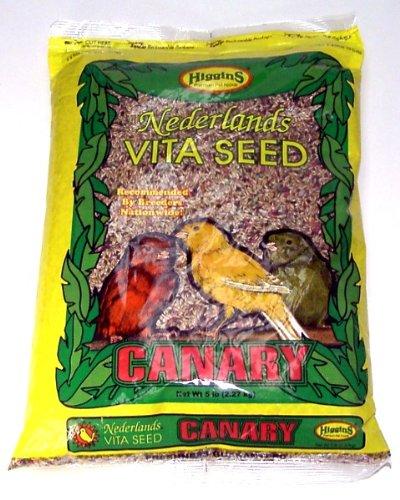 Cheap Higgins Nederlands Vita Seed Canary 5 Lb (B0060NFQYG)