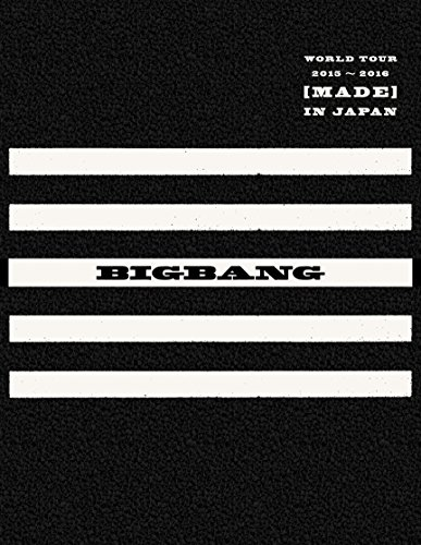 BIGBANG WORLD TOUR 2015~2016 [MADE] IN JAPAN(DVD(3枚組)+LIVE CD(2枚組)+PHOTO BOOK+スマプラ・ムービー&ミュージック])(-DELUXE EDITION-)(初回生産限定盤)