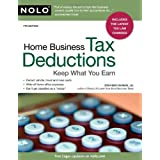 Home Business Tax Deductions: Keep What You Earn ~ Stephen Fishman