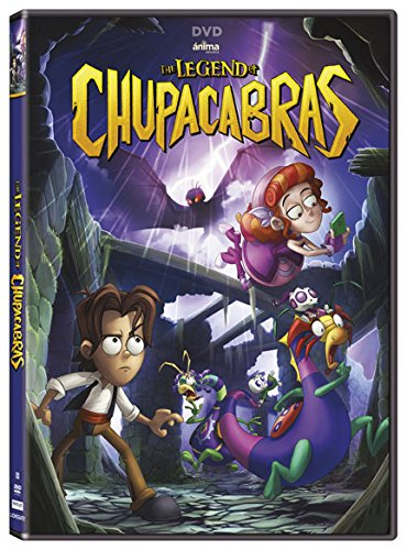 The Legend Of Chupacabras (DVD)