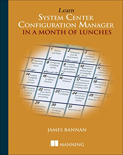 Download Learn System Center Configuration Manager in a Month of Lunches