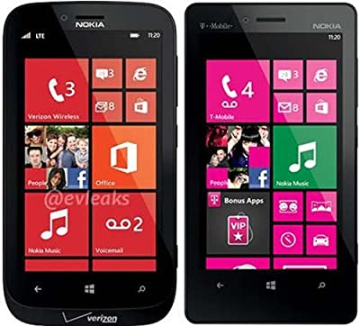 Nokia BP-4W / BP4W Battery for Lumia 810/822 - Non-Retail Packaging - Black by Nokia