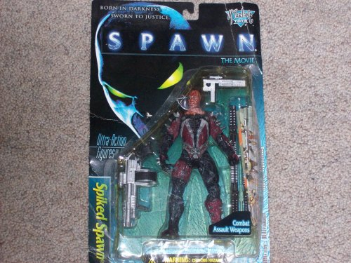 Spawn the Movie: Spiked Spawn Ultra Action Figure