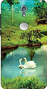 john richard Printed Back Cover For Swipe Elite Plus ARTICLE-43188