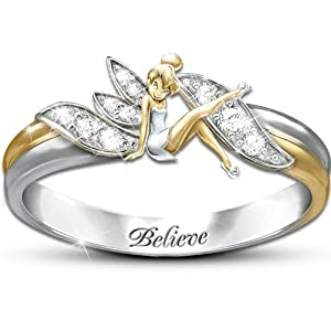 quot embrace the magic quot tinker bell ring by the