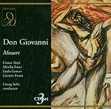 echange, troc  - Mozart : Don Giovanni. Solti, Siepi, Freni, Jurinac