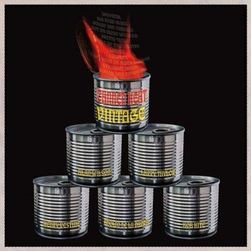 Canned Heat - Vintage Canned Heat - Zortam Music