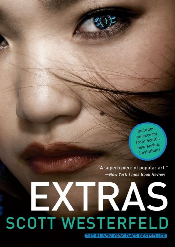 Cover of Extras (The Uglies)