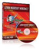 Learn Microsoft Windows 7 Video Training Tutorial DVD by Simon Sez IT