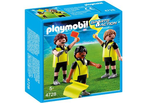 PLAYMOBIL Referees Figure Set Toy